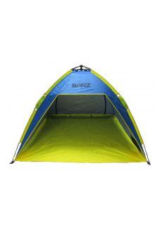 Banz---UV-Shelter---UPF50+-Strandzelt---Groß---Blau/Gelb