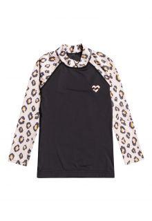 Billabong---UV-Rashguard-für-Mädchen---Langarm---Billie-Logo---Off-Black