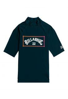 Billabong---UV-Rashguard-für-Herren---Kurzärmelig---Unity---Marine