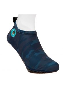 Duukies---Herren-UV-Strandsocken---Mens-Army-Blue---Dunkelblau