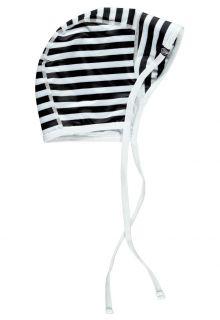 Beach-&-Bandits---UV-Mütze-für-Babys---Small-Bandit---Schwarz/Weiß
