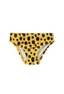 Beach-&-Bandits---Bikinihosen-mit-UV-Schutz-für-Mädchen---Boxfish---Gelb