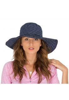 Rigon---UV-Schlapphut-für-Damen---Marineblau