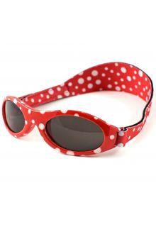 Banz---UV-Sonnenbrille-für-Kinder---Bubzee---Rot/Punkt