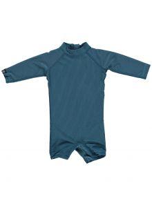 Beach-&-Bandits---UV-Badeanzug-für-Babys---Ribbed-Kollektion---Ozean