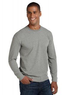 Coolibar---Langarm-UV-Shirt-Herren---grau-meliert
