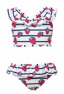 Snapper-Rock---Bikini-Rüschen-Strawberry---Blau-Gestreift