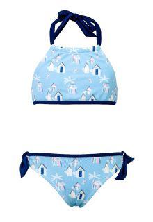 Snapper-Rock---Bikini-Cabana-Palm---Blau