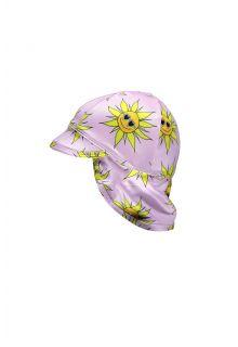 Beach-&-Bandits---UV-Sonnenhut-für-Babys---Sunny-Flower---Rosa
