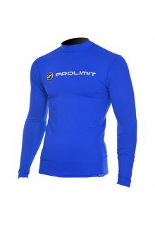 Prolimit---UV-Badeshirt-für-Herren---langärmlig---Royal-Blau