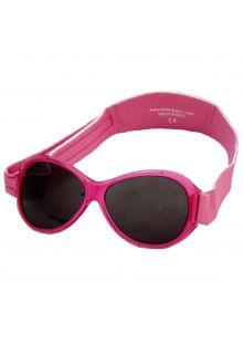 Banz---UV-Sonnenbrille-für-Kinder---Retro---Pink