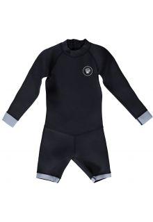 Beach-&-Bandits---UV-Neoprenanzug-für-Jungen---Blacktip---Schwarz