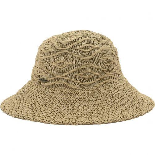 Coolibar---UV-Schutz-Hut-für-Damen---Beige