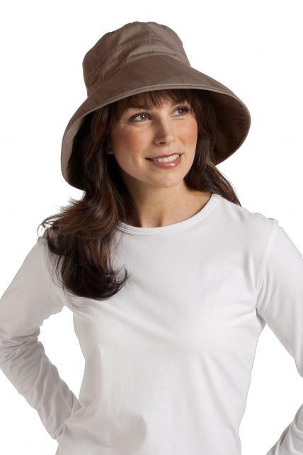 Coolibar---UV-Schutz-Hut-für-Damen---Pilz