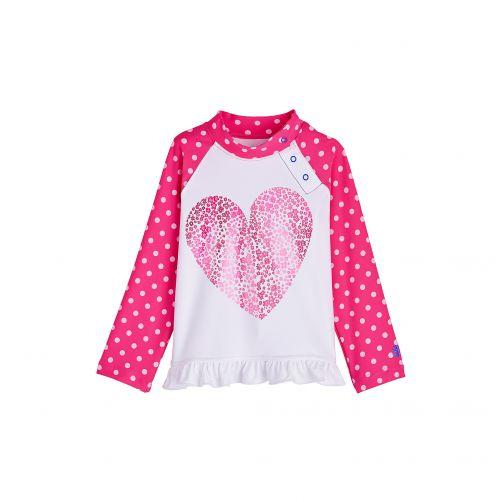 Coolibar---UV-Badeshirt-für-Babys-und-Kleinkinder---Blumenherz