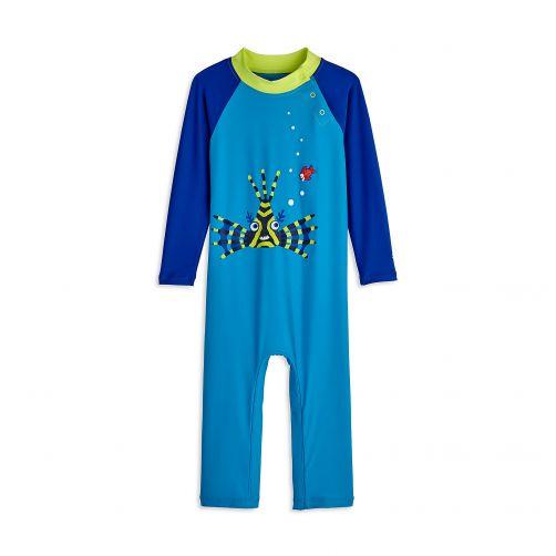 Coolibar---UV-Badeanzug-für-Babys---Fisch