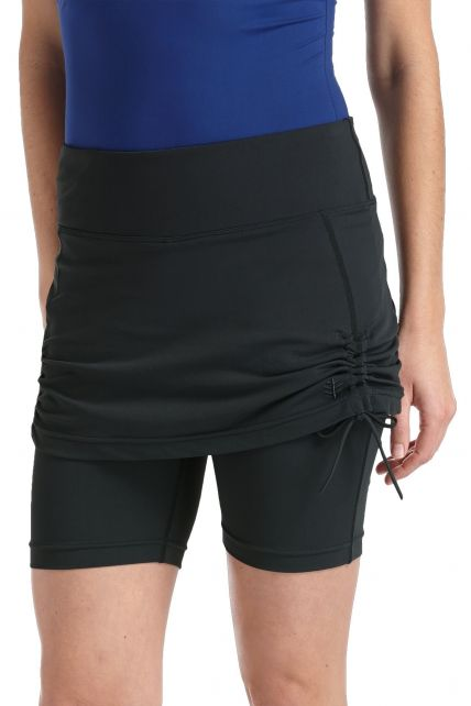 Coolibar---UV-Rock-/-Hose-Damen---schwarz