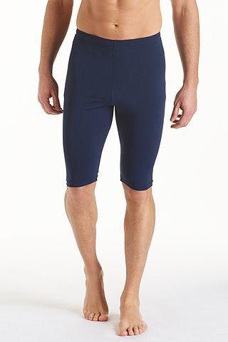 Coolibar---UV-SchwimmLeggings-kurz-Herren---dunkelblau