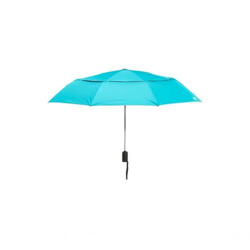 Coolibar---UV-Regenschirm-106-cm---Türkis