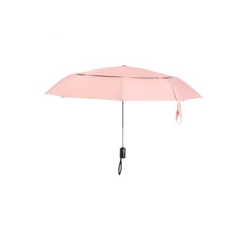 Coolibar---UV-schützender-Regenschirm---Sodalis-Travel---Hellrosa