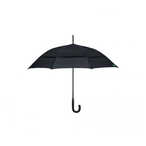 Coolibar---UV-Regenschirm---Schwarz
