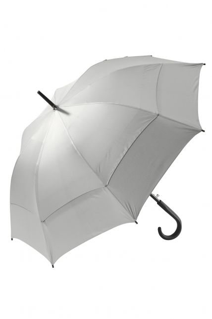 Coolibar---UPF50+-Schutz-Sonnenschirm---silber