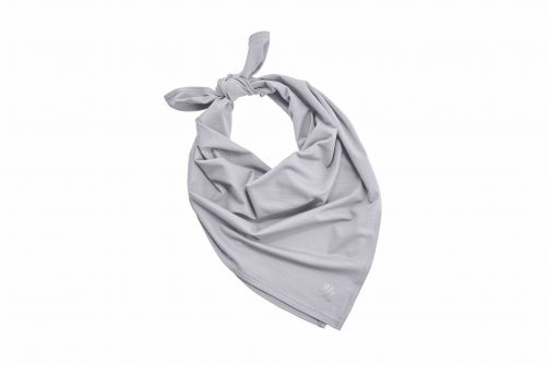 Coolibar---UV-schützendes-Bandana---Hellgrau