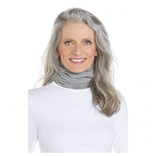 Coolibar---UV-schützender-Nackenschutz-für-Erwachsene---Key-West---Grau