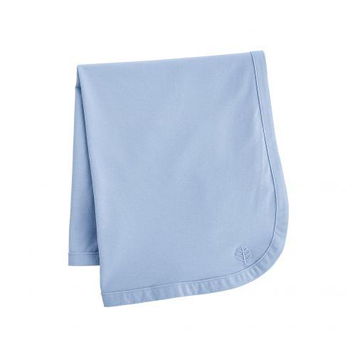 Coolibar---UV-schützende-Sonnenschutzdecke-für-Babys---Batibou---Vintage-Blue