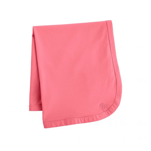 Coolibar---Sonnendecke-für-Babys---Pink