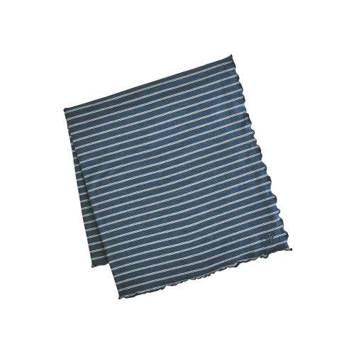 Coolibar---UV-Sonnendecke---Blau/Weiß-gestreift