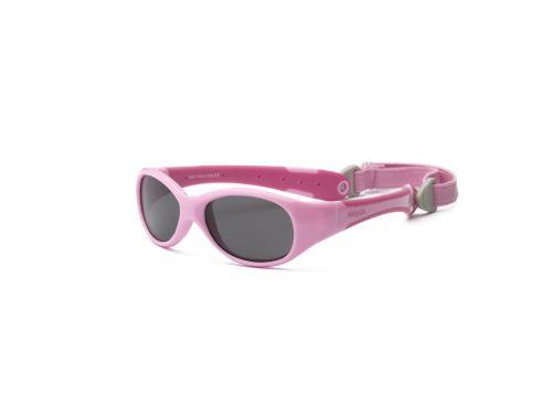 Real-Kids-Shades---UV-Sonnenbrille-für-Babys---Explorer---Pink/Rosa