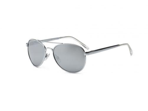 Real-Shades---UV-Sonnenbrille-für-Damen-und-Herren---Fly---Silber