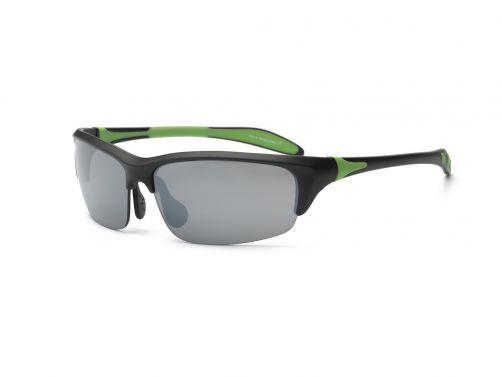 Real-Shades---UV-Sonnenbrille-für-Erwachsene---Schwarz-/Lemon