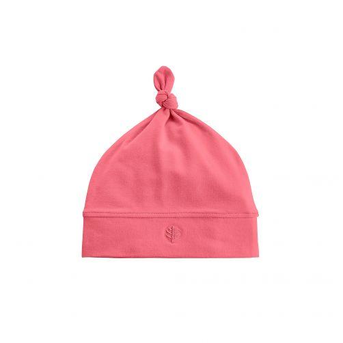 Coolibar---UV-Beaniemütze-für-Babys---Rosa