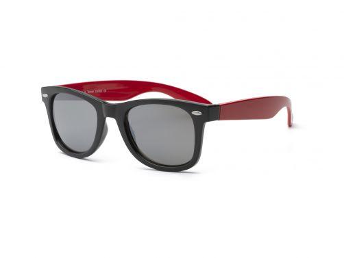 Real-Shades---UV-Sonnenbrille-für-Erwachsene---Schwarz-/-Rot