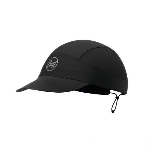 Buff---UV-Schutzkappe-für-Erwachsene---Pack-Run-Cap---Schwarz