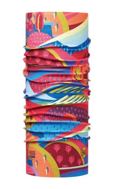 Buff---UV-Multifunktionsschal-für-Kinder---Colourful-Mountains