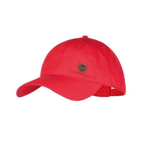 Buff---Baseballkappe-für-Erwachsene---Rot
