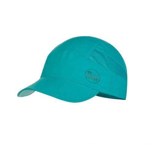 Buff---UV-Schutzkappe-für-Erwachsene---Pack-Trek-Cap---Türkis