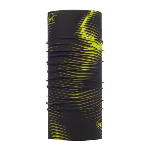 Buff---UV-Multifunktionsschal---Coolnet-UV+---Schwarz-/-Gelb