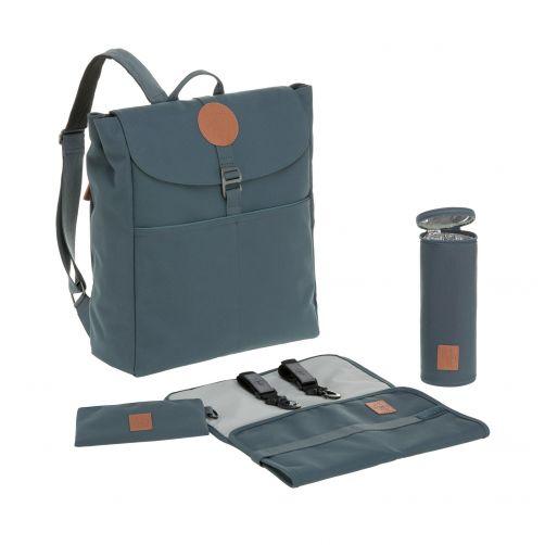 Lässig---Wickelrucksack---Adventure-Backpack---Petrol