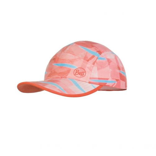 Buff---UV-Sonnenkappe-für-Mädchen---5-Panel-Cap---Heavens-Pink
