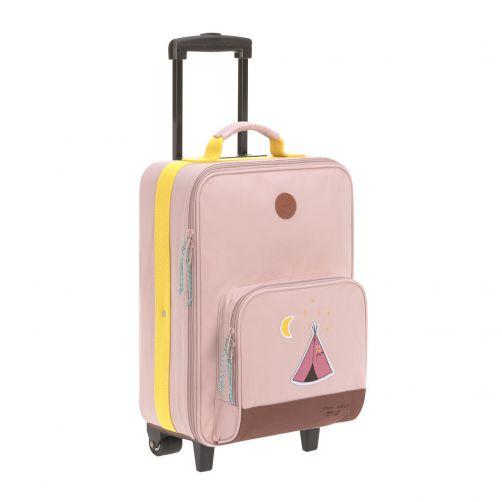 Lässig---Kinderkoffer---Trolley---Adventure-Tipi