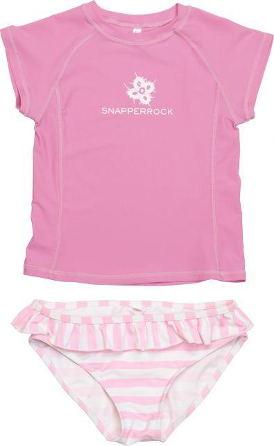 Snapper-Rock---UV-Set-Shirt-mit-Hose-Streifen-rosa