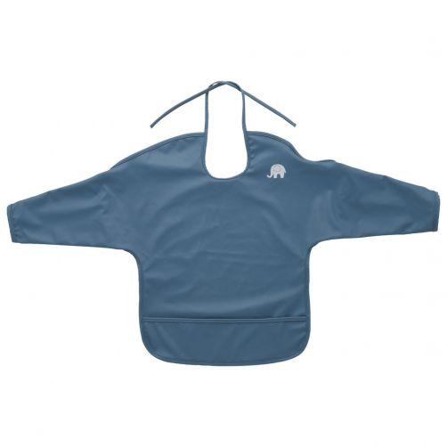 CeLaVi---Lätzchen/Schürze-zum-Binden---Eis-blau
