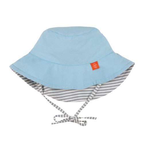 Lässig---Bucket-Hut-für-Kinder---Hellblau