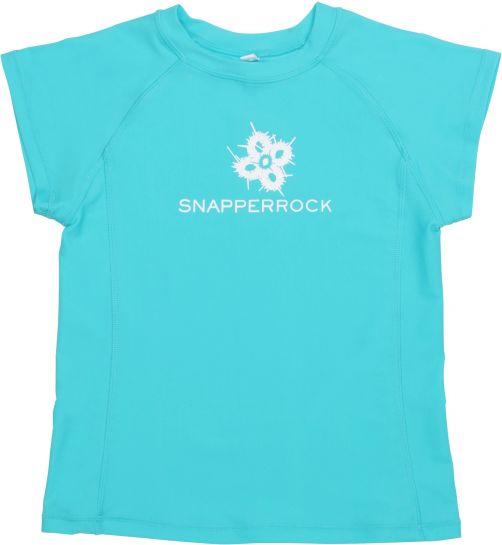 Snapper-Rock---UV-T-Shirt-für-Mädchen-blau