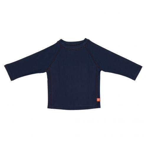 Lässig---UV-schützendes-Badeshirt-für-Kinder---Dunkelblau