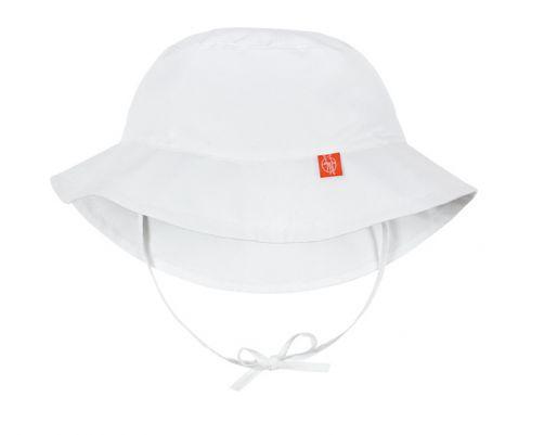 Lässig---UV-Bucket-Hut-für-Kinder---Weiß